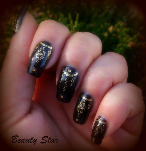 nail art dorure3