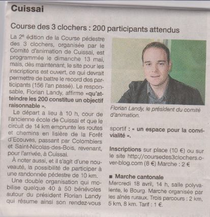 ouest france avril 2012