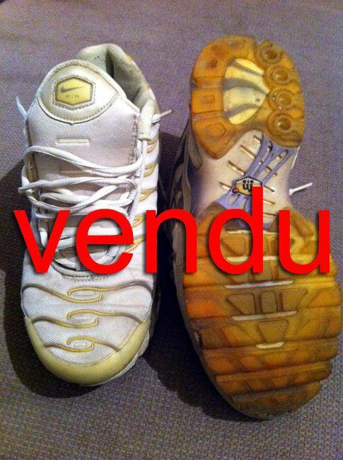 86 nike tn ivoire en 42 50e vendu