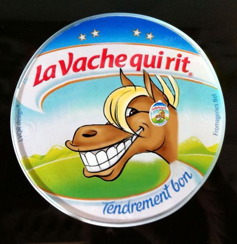 la vache qui rit tendrement bon