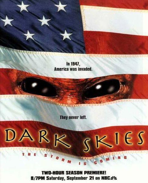 Dark Skies série télév