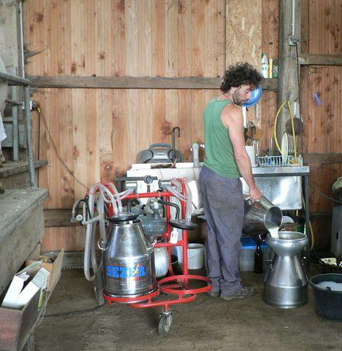 6.11J11filtrage du lait