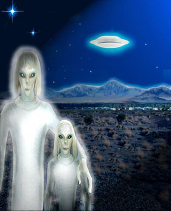 A extraterretres im