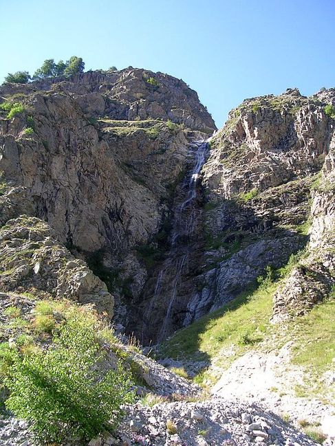 Cascade champoleon