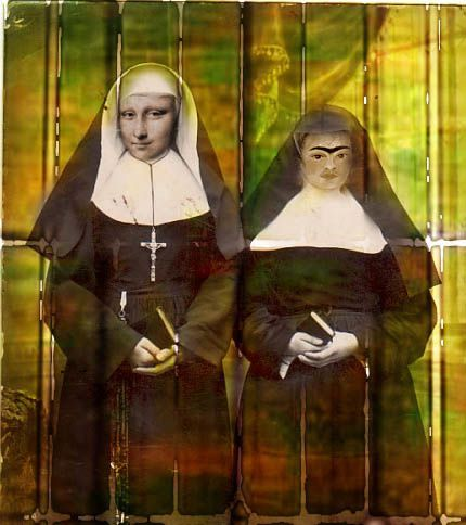 Passez moiSister Mona and Sister Frida