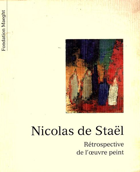 Catalogue de Staël120