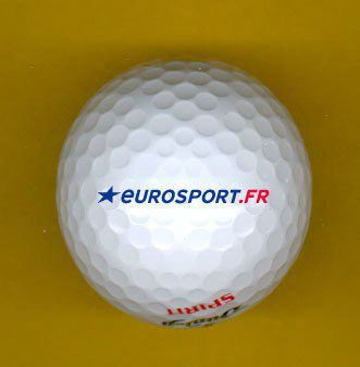 balle golf marquage personnalisable