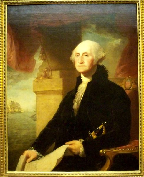 Washington Gilbert Stuart