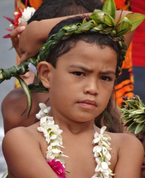 Nuku Hiva défilé 14