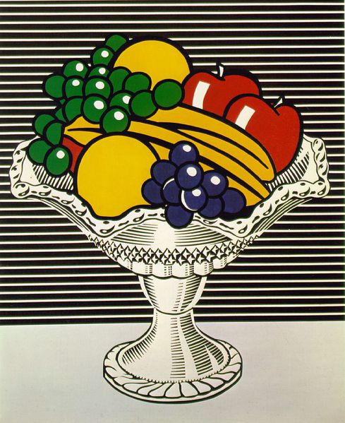 lichtenstein crystal bowl