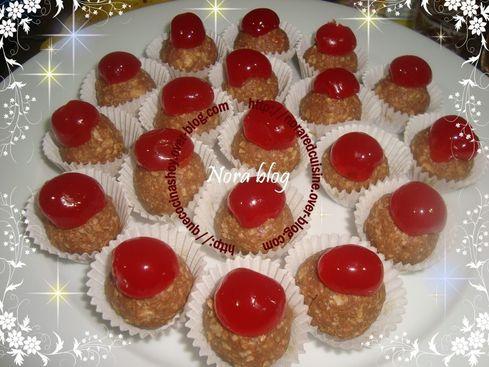 bonbons aux gaufrettes