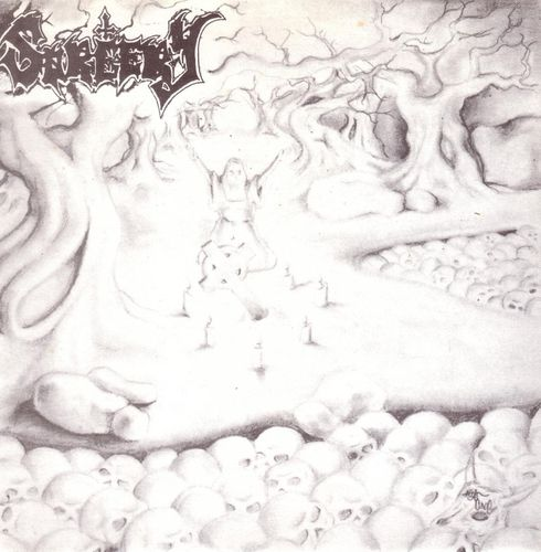 Sorcery - Front cover