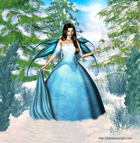Priness Winter Fae de Kandace Wright