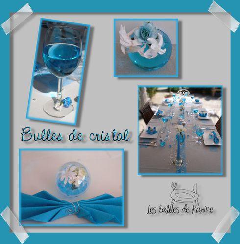 bulles de cristal