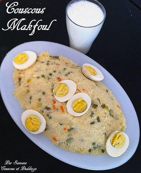 couscous makfoul
