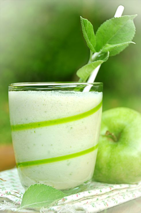 Smoothie &#xE0; la pomme