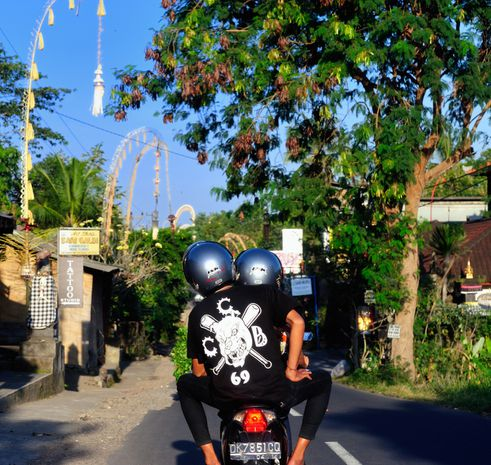 53-Scooters Bali
