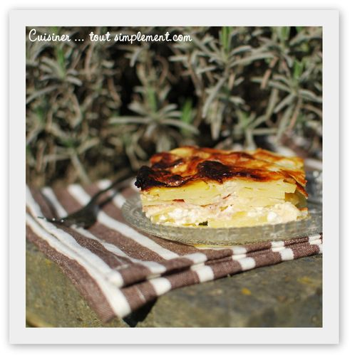 gratin dauphinois au fromage1