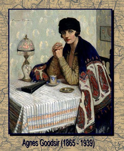 Agnes Goodsir