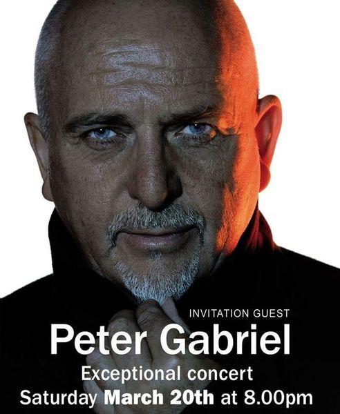 2010 03 20-Peter Gabriel-Radio France-Warm-Up-New Blood-Tou