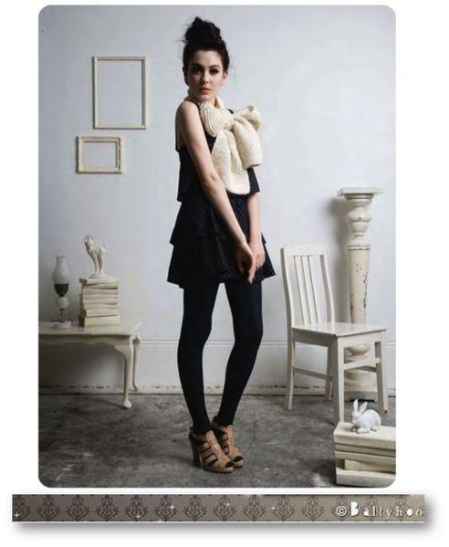 Fashion ballyhoo - 1 Juliette Hogan lookbook inspiration