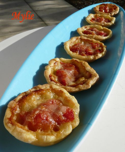 mini tarte moutarde-tomate 2