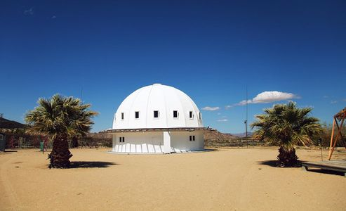 Integratron Joshua Tree Ben Duhac California