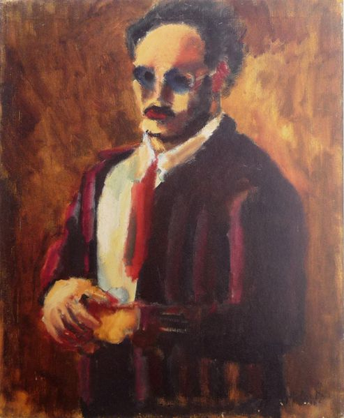 Rothko autoportait 1936