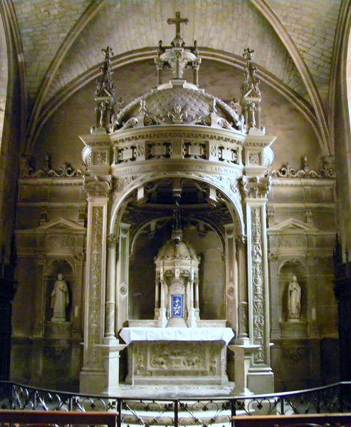 1147 La chapelle du Sacré-Coeur, Église Notre-Dame-de-la-