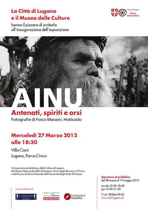 Ainu antenati