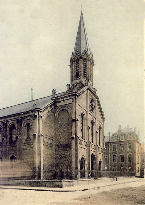 temple protestant rue A. France 2 bis