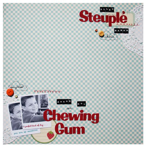 Chewing gum1