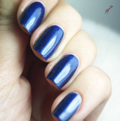 OPI Yoga-ta get this blue 5