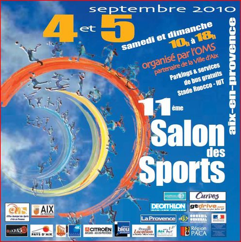 11eme journ e des sports au val de l 39 arc aix en provence - Journee des associations salon de provence ...