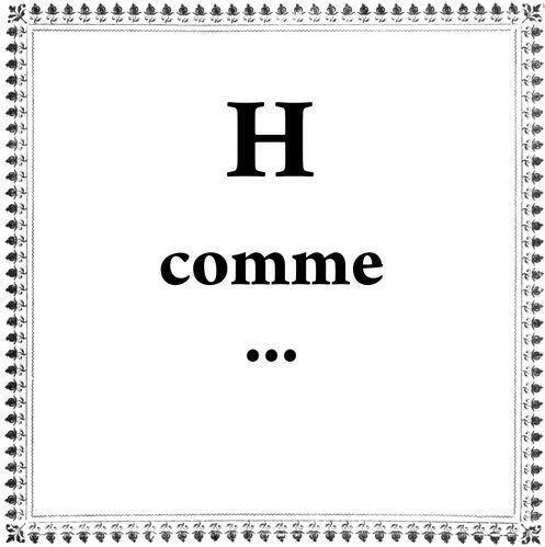 15-H Comme