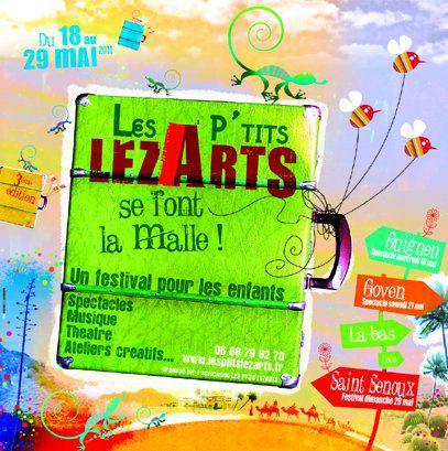 affiche festival 2011