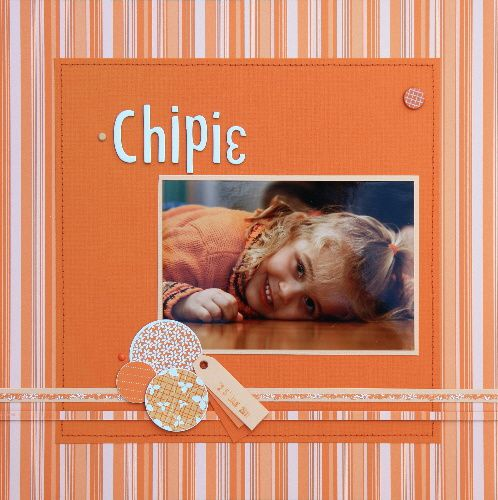 chipie orange