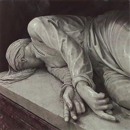 statue de ste Cecile