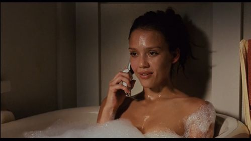 Jessica Alba dans Good Luck Chuck