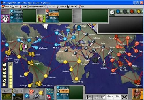 pandemie online