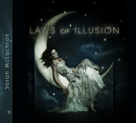 Sarah McLachlan - Laws of Illusions cover