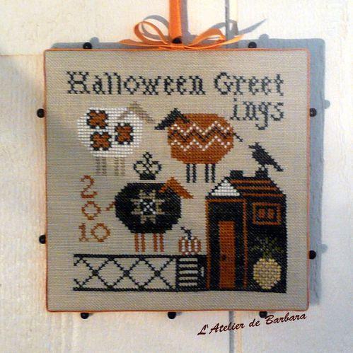 Halloween Greet Ings