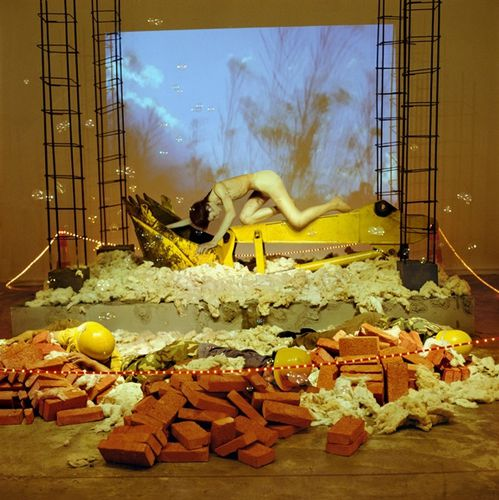 Bing Han 2006 Love in the age of big construction Pekin