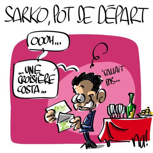 pot depart