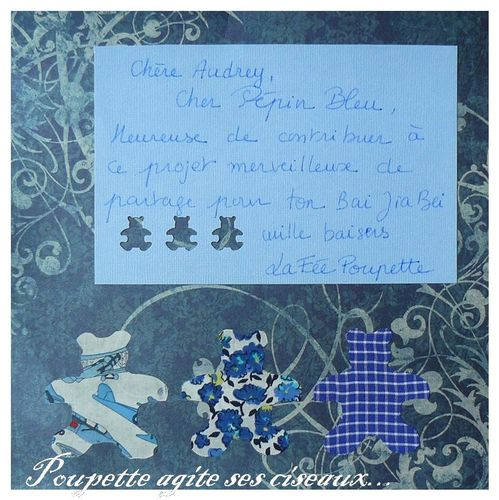 scrap carte pepinbleu