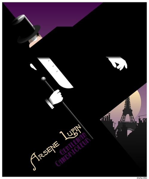 arsene lupin by stefanparis-d3cotzt