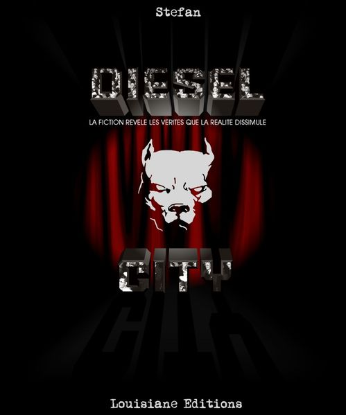 diesel city stefan paris cover