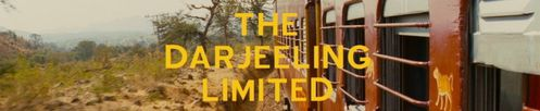 [DVD] Challenge Wes Anderson 05 : A bord du Darjeeling Limited