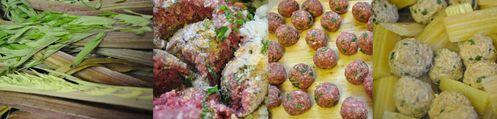 recette choumicha tajine de cardons aux boulettes de viende