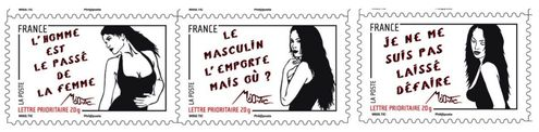 Miss Tic - Timbres 1